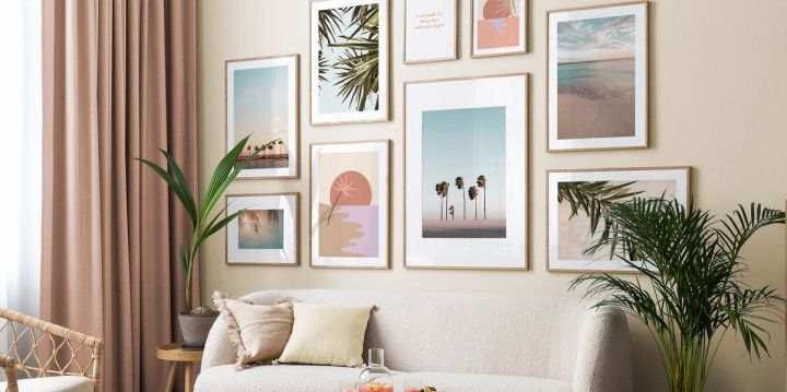 how to decorate cheaply