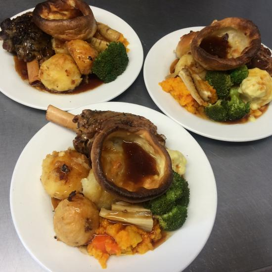 cricketers sunday roast southampton