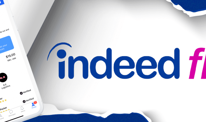 find part-time jobs with Indeed Flex