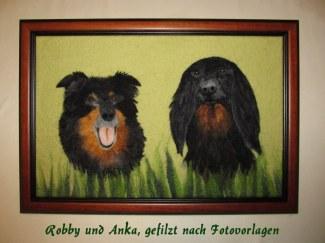 Robby und Anka