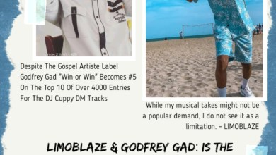 Limoblaze & Godfrey Gad: Is The Label Gospel Artiste A limitation Factor To An Artist?