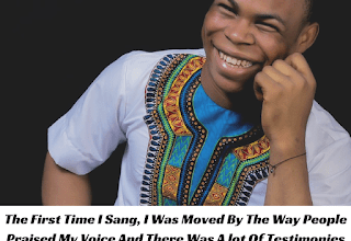"MEET SIERRA LEONE BASED NIGERIAN GOSPEL ARTIST ""UCHE YOUNGSTAR"" – BIOGRAPHY 