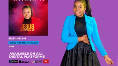 Jesus Has The Final Say by Blessing NG
