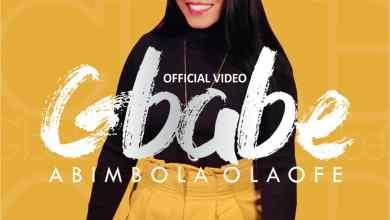 Gbabe by Abimbola Olaofe
