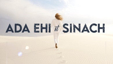 Fix My Eyes On You by Ada Ehi and Sinach