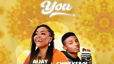 Nobody But You by Aijay Wilton and Chinekeboi