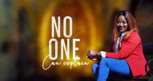 No One Can Explain by Alice Sheila Jones