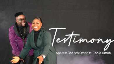 Testimony by Apostle Charles Omoh and Tonia Omoh