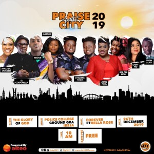 Praise in the City #PITC2019