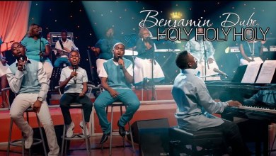 Holy Holy Holy by Benjamin Dube & The Dube Brothers