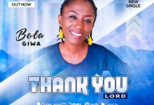 Thank You Lord by Bola Giwa