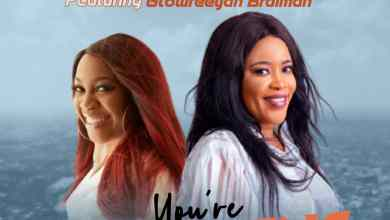 You Deserving by Chrestee Ohio and Glowreeyah Braimah