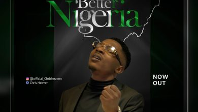 Better Nigeria by Chris Heaven