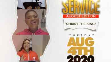 Chris Shalom & Wordbreed | Christ The King (Wordbreed Worship Service) | August Edition