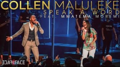 Speak A Word by Collen Maluleke and Mmatema Moremi