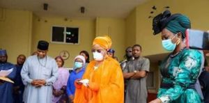 Dr. Paul Enenche of Dunamis donates safety items, medical equipment to combat COVID-19 in Abuja