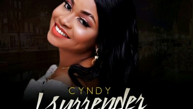 I Surrender by Cyndy Amaefule