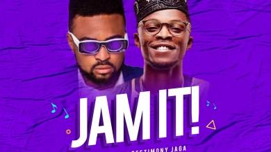 Jam It by DJ Ernesty and Testimony Jaga