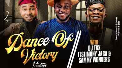 Dance of Victory Mixtape Hosted by DJTbx