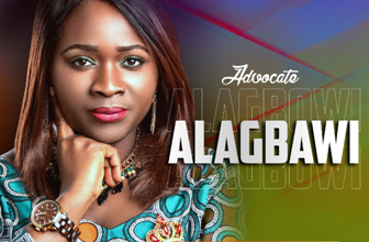 Alagbawi (Advocate) by Deborah Olusoga