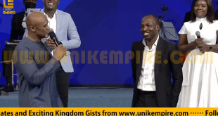 Dunsin Oyekan Reveals Secret To The Fragrance Of His Worship As Pastor Paul Adefarasin Requests For His Presence At The Experience