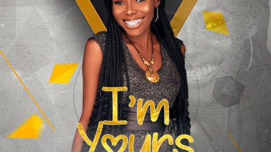 I'm Yours by D'yonce P.J