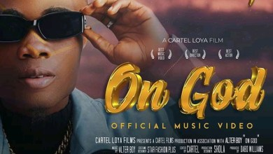 On God by Dabo Williams Alter Boy official video