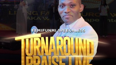 Turn-Around Praise Live by FemiFunmi Speechless