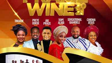 Get Set For An Evening Of Unrestricted Praise At Praisewine 2021.