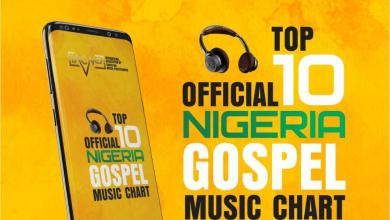 Official Nigerian Gospel Music Top 10 Chart [May 2020] - Dunsin Oyekan At Number 1 Spot Two Months In A Row!