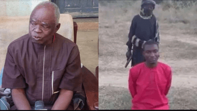 If you kill a Christian you only killed the flesh - Father of Christian slained by Boko Haram