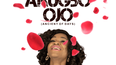 Arugbo Ojo (Ancient of Days) by Ify