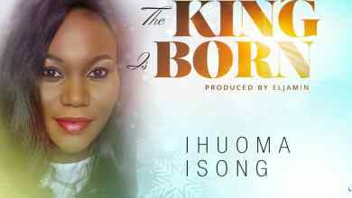 The King is Born by Ihuoma Isong