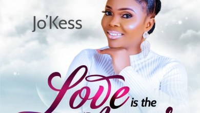 Love Is The Answer by Jo'Kess