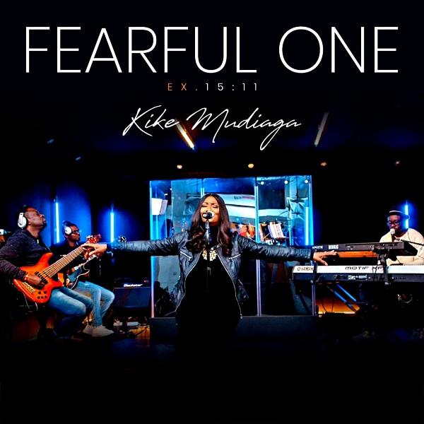 Fearful One by Kike Mudiaga