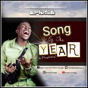 Song of the Year by Komicsongz