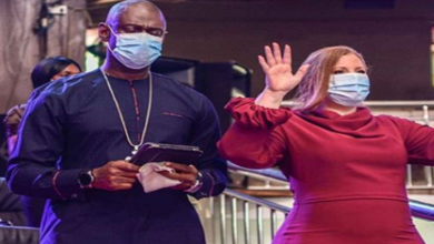 "Laurie Idahosa Supports FG Guideline For Church Reopening Says ""God Is Not Limited By A Mask"""