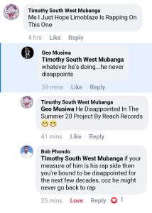 Limoblaze May Never Go Back To Rapping - Management Reveals