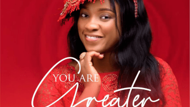 You Are Greater by Mama Pure