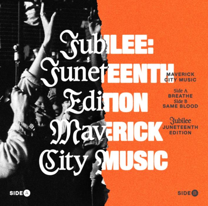 "Maverick City Music Collaborative New Album ""Jubilee: Juneteenth Edition"""