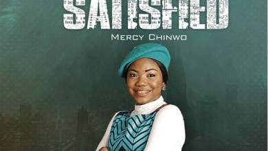 "Eezee Conceptz Unveils Mercy Chinwo Sophomore Album ""Satisfied"" Cover Art"