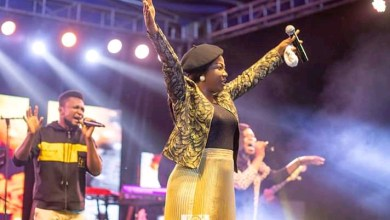 """Mercy Chinwo Sets To Release Sophomore Album """"SATISFIED"""" Pre Order Now."""