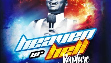 Rapture by Minister Gabriel