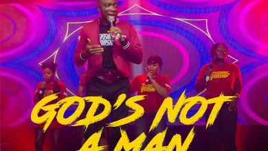 God's Not A Man by Minister Sam