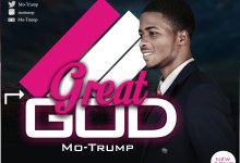 Great God by Mo Trump