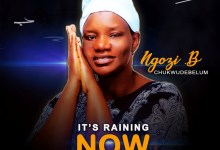 It's Raining Now by Ngozi B. Chukwudebelum