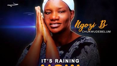 It's Raining Now by Ngozi B. Chukwudebelum