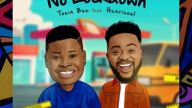 No Lockdown by Tosin Bee and Henrisoul