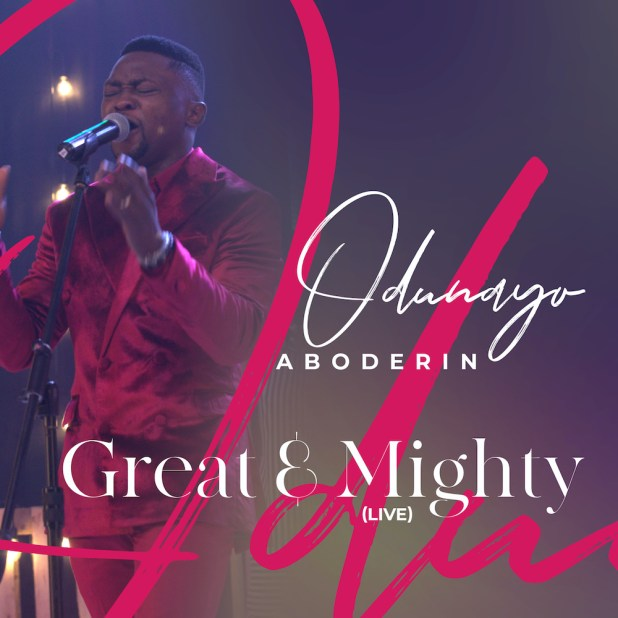 Great and Mighty by Odunayo Aboderin