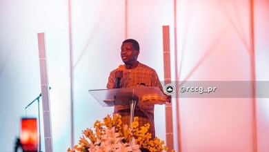 Don't Marry A Woman Who Cannot Cook. Pastor E.A Adeboye advises bachelors